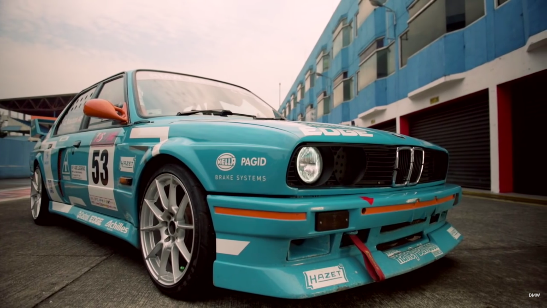 This Man Won over 120 Races with His Modified BMW E30 316i ...