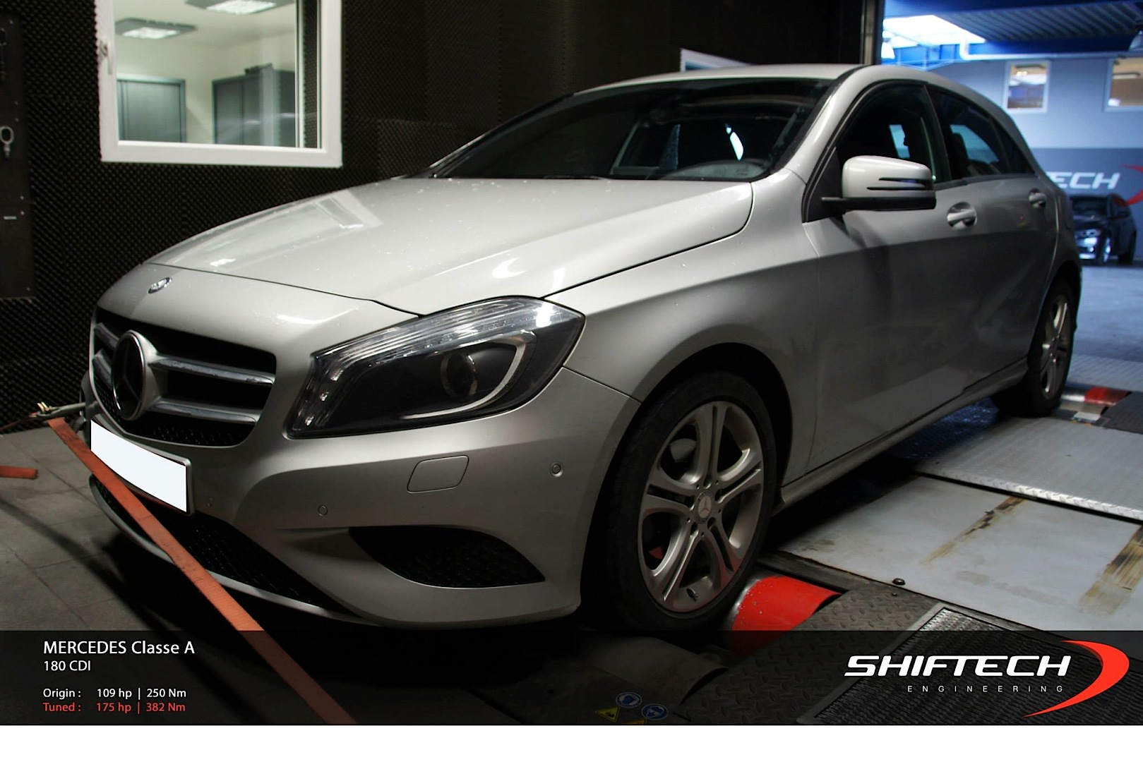 this mercedes benz a 180 cdi has 175 hp from an ecu tune updated autoevolution. Black Bedroom Furniture Sets. Home Design Ideas