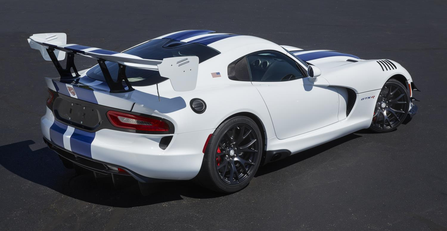21 Photos 2017 Dodge Viper Gts R Commemorative Edition Acr