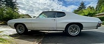 This One-Owner 1970 Pontiac GTO 455 HO Is an Uncut Diamond