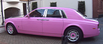 This Pink Rolls-Royce Will Make Your Coworkers Cringe [Video]