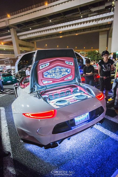 This Porsche 911 Has Its Engine Up Front Because It S A