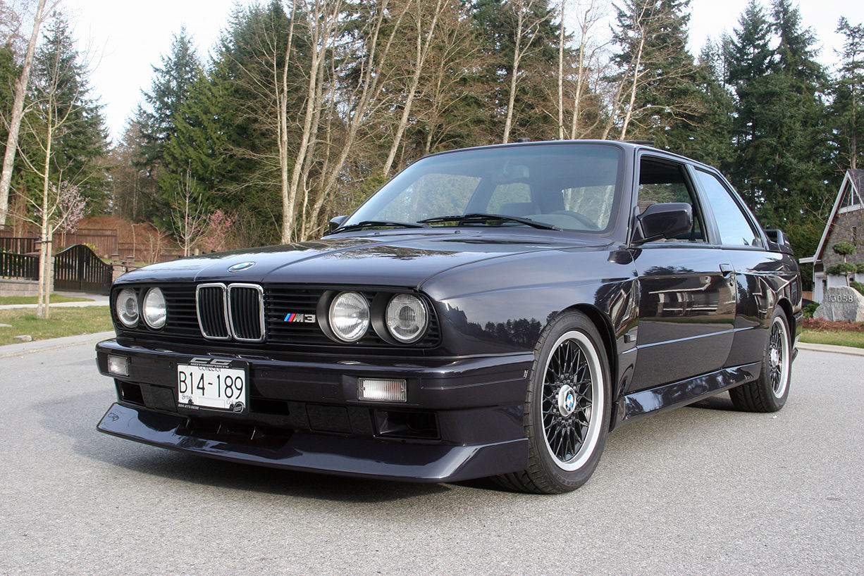 This Rare 1988 Bmw E30 M3 Evo Ii Costs 100 000 Autoevolution