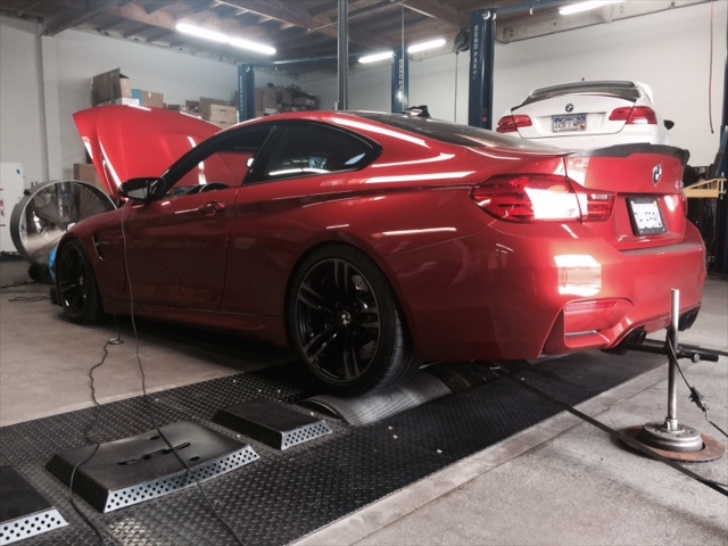 This Stage 2 BMW M4 Has 700 WHP and 700 WTQ - autoevolution