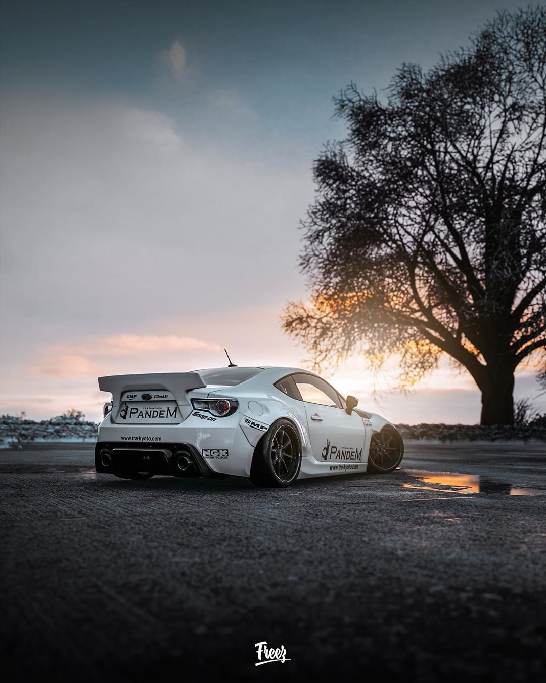 This Subaru BRZ with a Custom Body Kit: Real or Fake ...