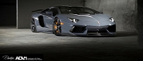 This the Lamborghini Aventador from the Victoria's Secret Ad [Photo Gallery]