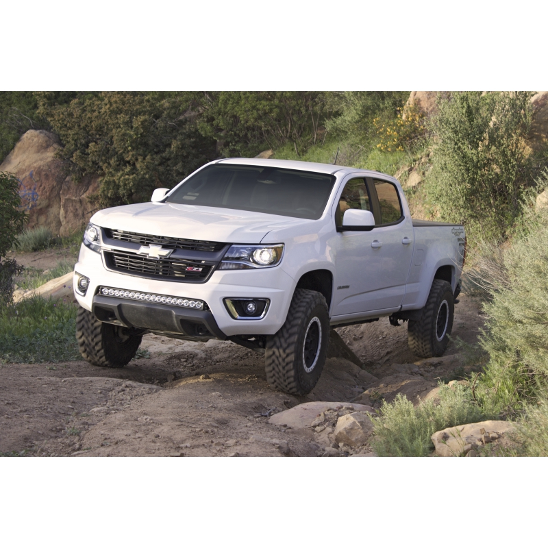 This Truck Is The Most Off Road Capable 2015 Chevrolet