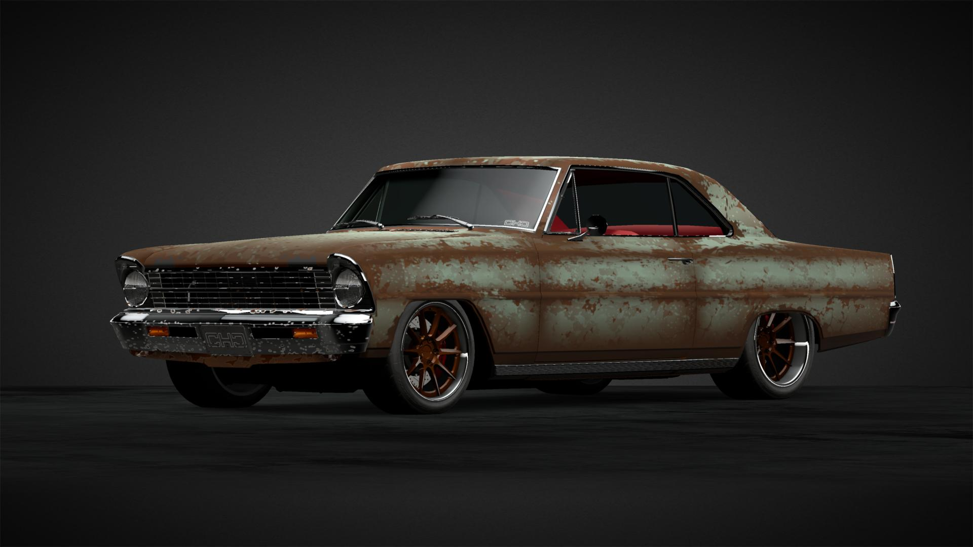 This Tuned 1967 Chevy Nova Full Of Rust Is The Gts Car You Can Drive Every Day Autoevolution