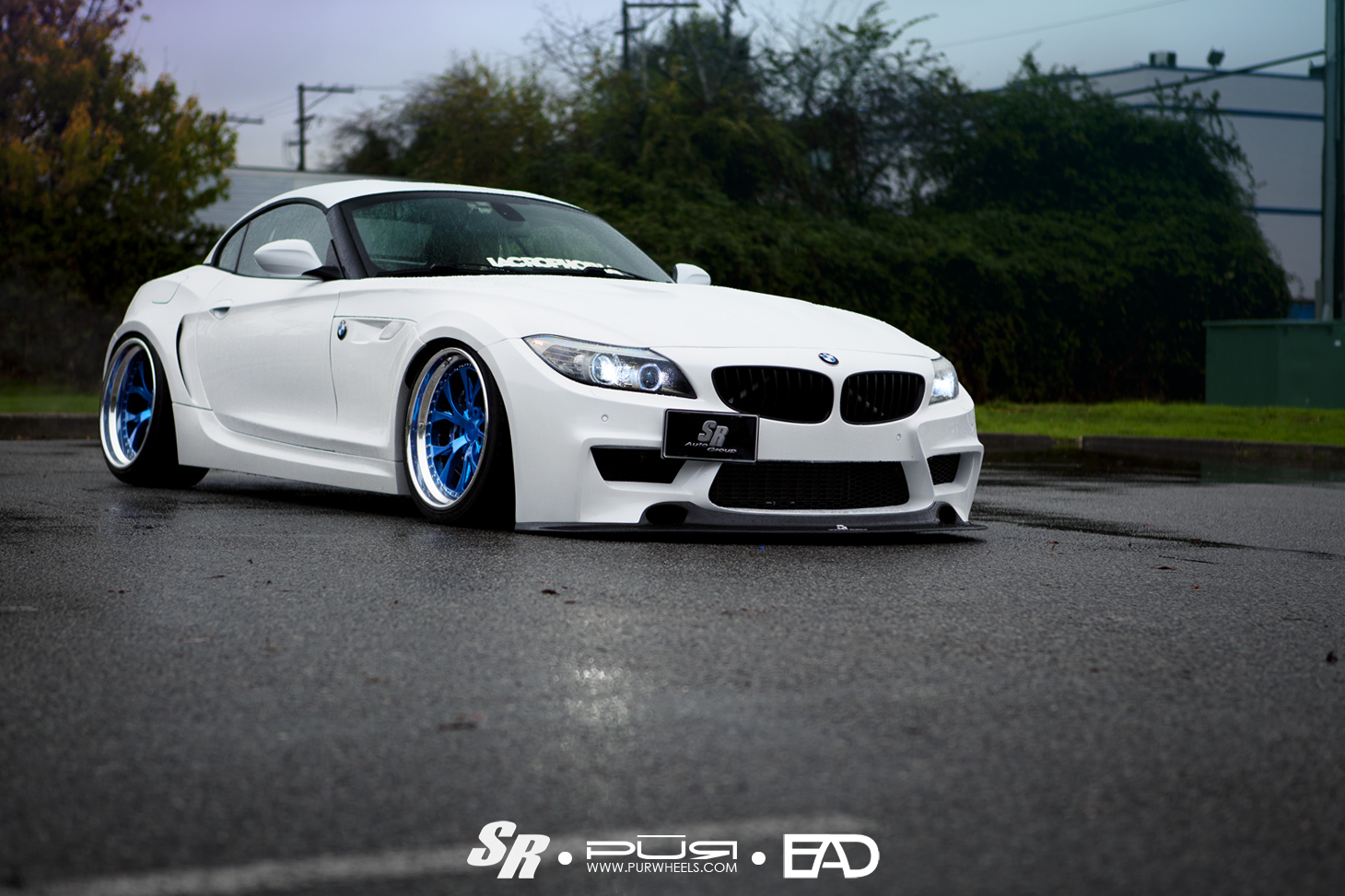 This Wide And Low Bmw Z4 Looks Like A Honda Autoevolution