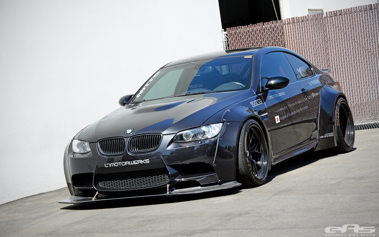 This Widebody Bmw Is One Mean M3