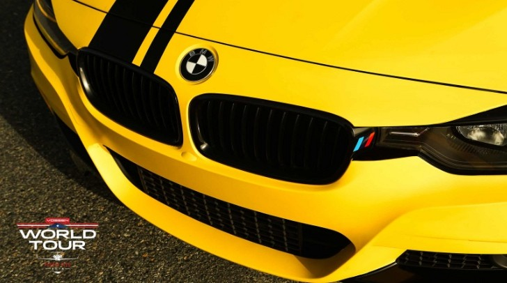 This Yellow 3 Series Will Make You Love BMW [Photo Gallery]