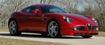 Three Alfa Romeo 8C Competizione for Sale on Ebay