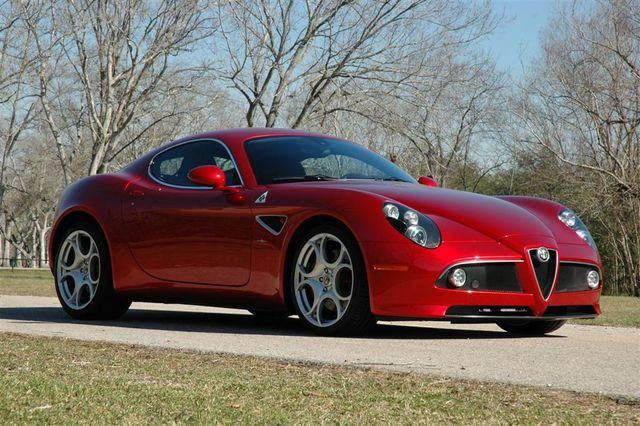 Three Alfa Romeo 8C Competizione for Sale on Ebay - autoevolution