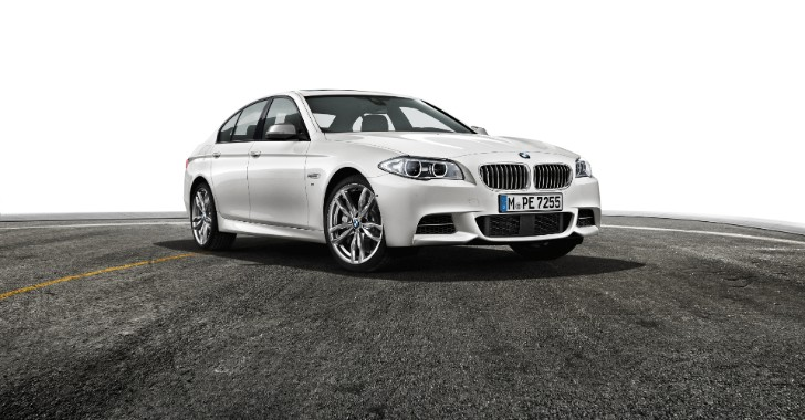 Three BMW Models Voted Sportiest Cars of 2013