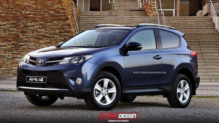 toyota rav4 2014 blue. Black Bedroom Furniture Sets. Home Design Ideas