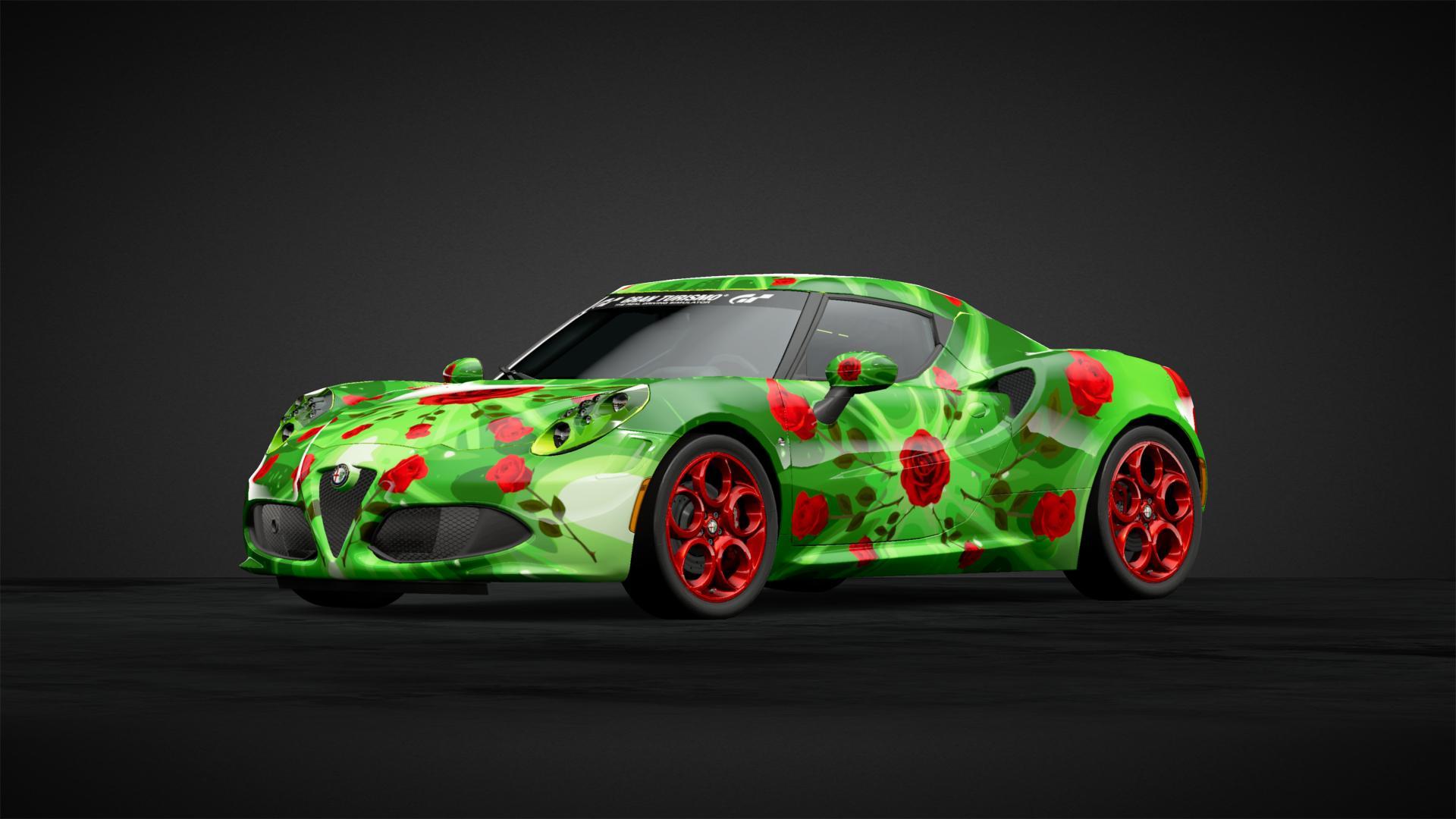 2014 Alfa Romeo 4C Launch Edition