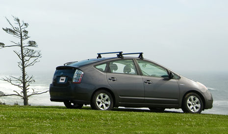 Virtually Engineered Roof Rack, Coming To A Prius Near You