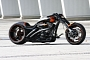 Thunderbike El Fuego, Custom German Dragster Excellence [Photo Gallery]