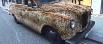Tiger Fur Taxi Is Cooler Than Velvet Ferrari [Video]
