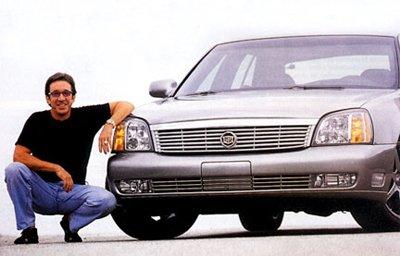Tim Allen Is A Car Lover