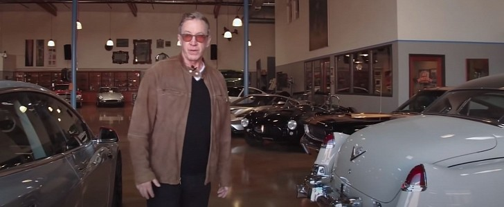 photo of Tim Allen Gives Extensive Tour of His Gorgeous Car Collection image