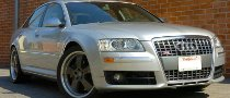 Tim Allen's Audi S8 for Sale on eBay