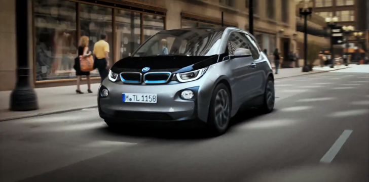 Time to Make a Change: the First BMW i3 Commercial [Video]