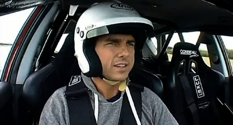 Star In A Reasonably Priced Car Tom Cruise