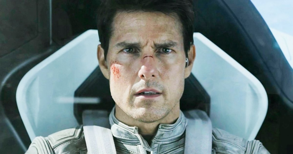 Tom Cruise off to outer space October 2021
