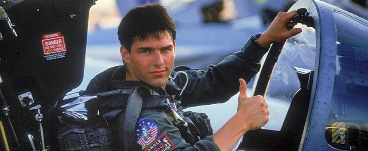 Tom Cruise is Really Flying Fighter Jets in Top Gun 2, Paramount CEO Confirms