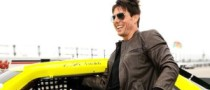 Tom Cruise Meets Keith Urban at Daytona