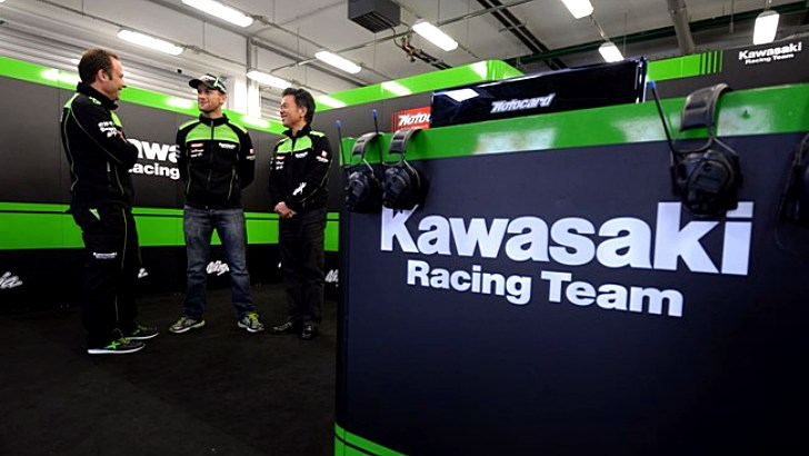 Tom Sykes Already Confirmed for Kawasaki Racing Team - autoevolution