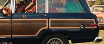 Tommy Hilfiger's Jeep Grand Wagoneer for Sale