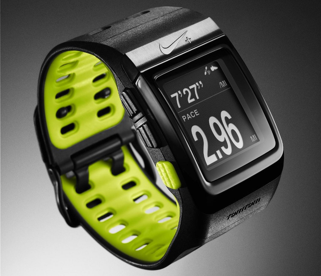 Tomtom announces nike sportwatch gps autoevolution for Watches with gps