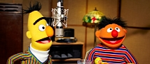 TomTom Bert & Ernie Voices Launched