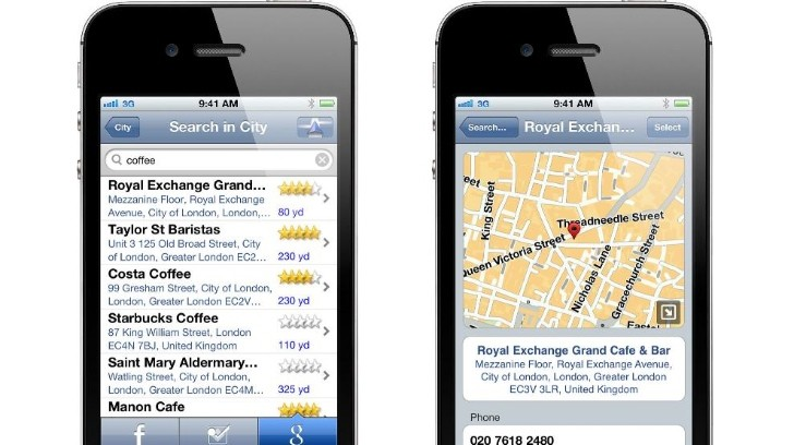 TomTom iPhone and iPod Navigation App Updated - Version 1.11