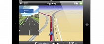 TomTom iPhone App 1.9 Now Optimised for iPad