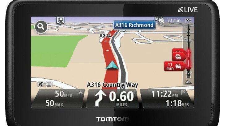 TomTom Summer Map 2012 Update