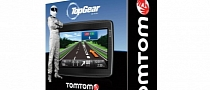 TomTom Top Gear Satnav Banned by BBC