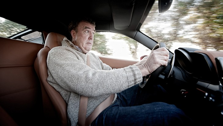 TomTom Voiced by Jeremy Clarkson Is a BBC Breach of Contract