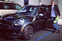 Tony Hawk Grabs a MINI JCW Countryman