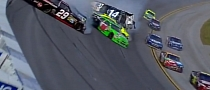 Tony Stewart NASCAR Massive Crash at 2012 Talladega [Video]