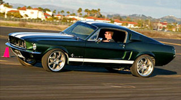 top 5 mustang movies what we got out of them autoevolution. Black Bedroom Furniture Sets. Home Design Ideas