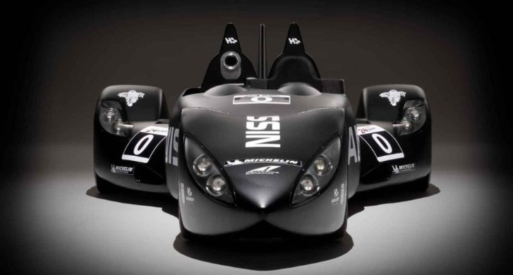 Top Gear Building Road-Going Version of Nissan DeltaWing Racer
