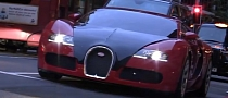 Top Gear-Featured Veyron Spotted With a Difference [Video]
