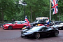 Top Gear Filming Best of British: Jaguar F-Type, McLaren P1, Aston One-77 [Video]
