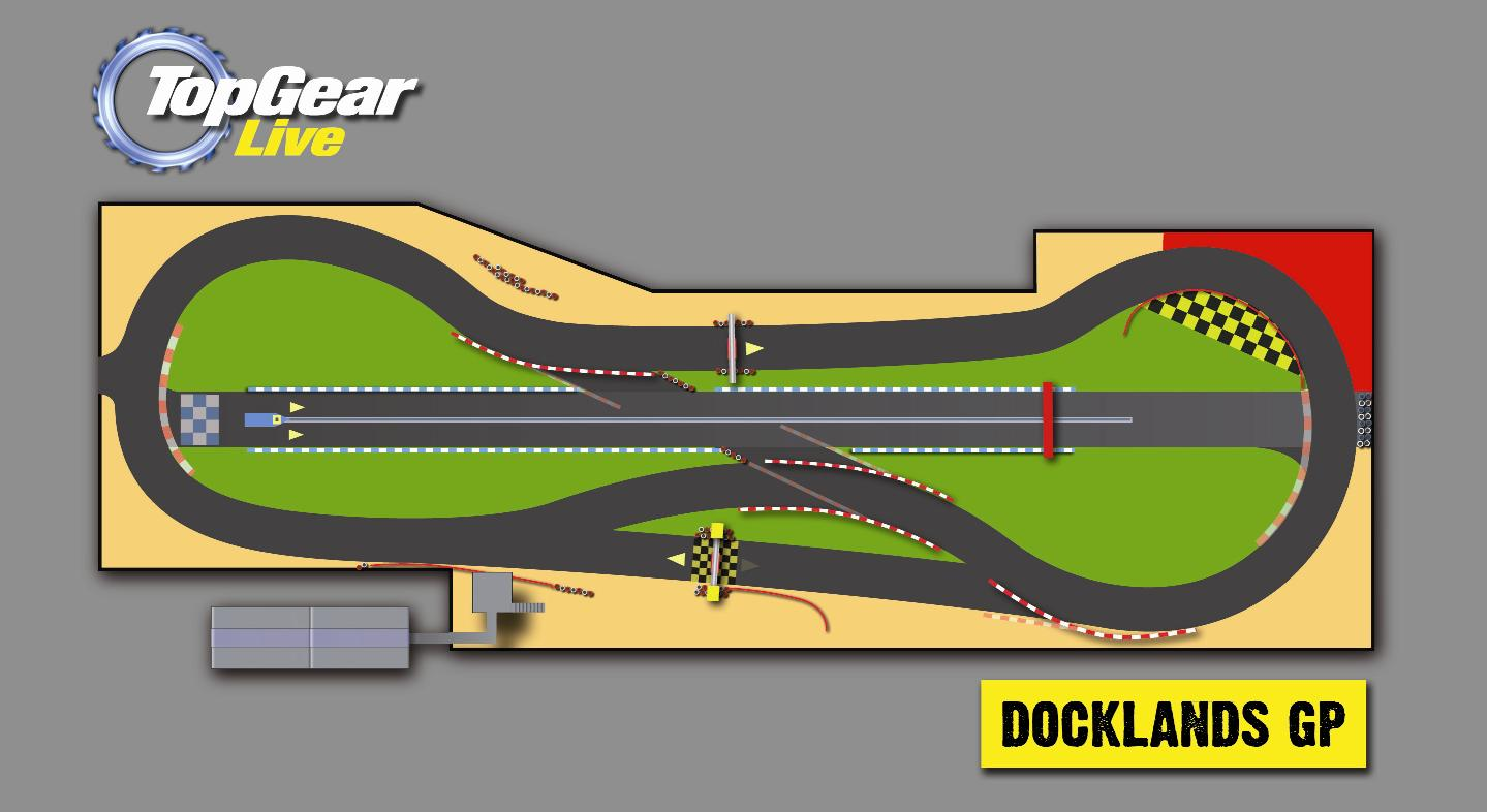 Top Gear Live Excel And Nec Indoor Tracks Details Revealed