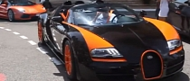Top Gear Spotted Driving Veyron Vitesse WRC in Monaco [Video]