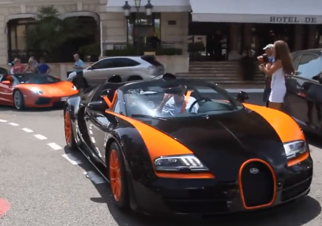 top gear spotted driving veyron vitesse wrc in monaco autoevolution. Black Bedroom Furniture Sets. Home Design Ideas