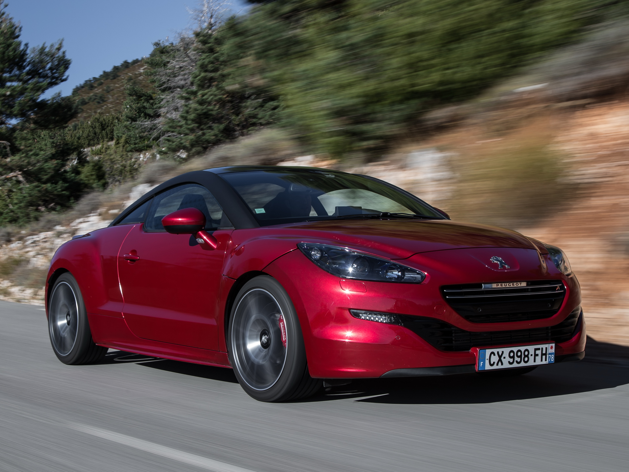 Top Speed Run In Peugeot RCZ R Proves The French Still Make Cool - Cool french cars